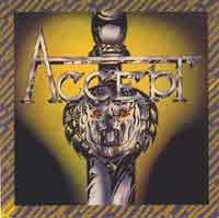 [Accept I'm A Rebel/Breaker (2 CDs) Album Cover]