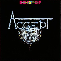 [Accept Best of Accept Album Cover]