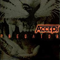 [Accept Predator Album Cover]