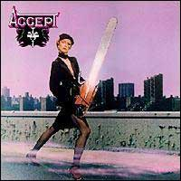 [Accept Accept Album Cover]