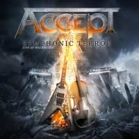 [Accept Symphonic Terror - Live At Wacken 2017 Album Cover]