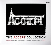 [Accept The Accept Collection Album Cover]