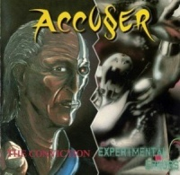 [Accuser The Conviction/Experimental Errors Album Cover]