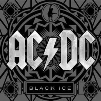[AC/DC Black Ice Album Cover]