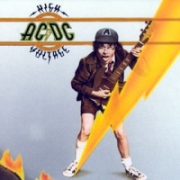 [AC/DC High Voltage Album Cover]