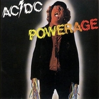 [AC/DC Powerage Album Cover]