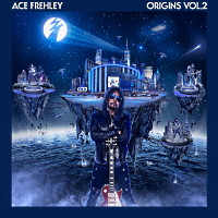[Ace Frehley Origins Vol.2 Album Cover]