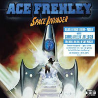 [Ace Frehley Space Invader Album Cover]