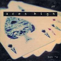 [Aces High Aces High Album Cover]