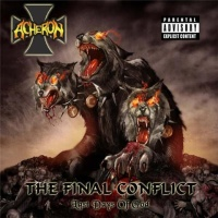 [Acheron The Final Conflict: Last Days of God Album Cover]