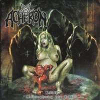 [Acheron Rebirth: Metamorphosing into Godhood Album Cover]