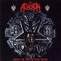 [Acheron Rites of the Black Mass Album Cover]