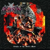 [Acheron Tribute to the Devil's Music Album Cover]