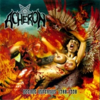 [Acheron Decade Infernus 1988 - 1998 Album Cover]