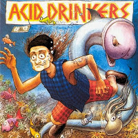 [Acid Drinkers Fishdick Album Cover]