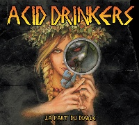 [Acid Drinkers La Part Du Diable Album Cover]