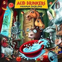 [Acid Drinkers Maximum Overload Album Cover]