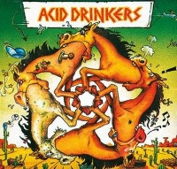 [Acid Drinkers Vile Vicious Vision Album Cover]