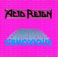 [Acid Reign Obnoxious Album Cover]