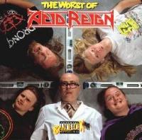 [Acid Reign The Worst of Acid Reign Album Cover]
