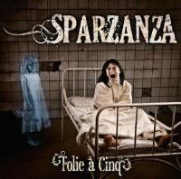 [Sparzanza Folie a Cinq Album Cover]