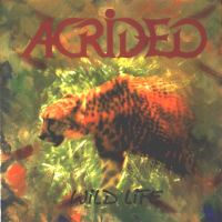 [Acrided Wild Life Album Cover]