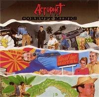 [Acrophet Corrupt Minds Album Cover]
