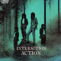 [Action Interaction Album Cover]