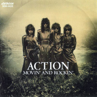 [Action Movin' And Rockin' Album Cover]