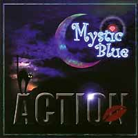 Action Mystic Blue Album Cover
