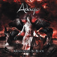 [Adagio Archangels in Black Album Cover]
