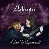 [Adagio A Band in Upperworld Album Cover]