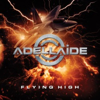 [Adellaide Flying High Album Cover]