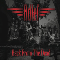 [Adler Back From The Dead Album Cover]