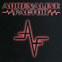 [Adrenaline Factor Adrenaline Factor Album Cover]