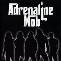 [Adrenaline Mob Adrenaline Mob  Album Cover]