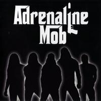 [Adrenaline Mob Adrenaline Mob  Album Cover]
