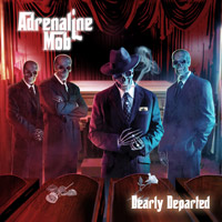[Adrenaline Mob Dearly Departed  Album Cover]