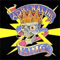 [Adrenaline Kings Adrenaline Kings Album Cover]