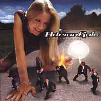 [AdrianGale Feel the Fire Album Cover]
