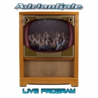 [AdrianGale Live Program Album Cover]