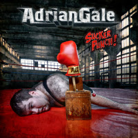 [AdrianGale Suckerpunch! Album Cover]