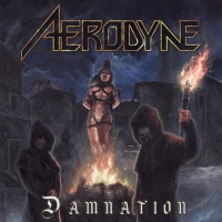 [Aerodyne Damnation Album Cover]