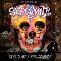 [Aerosmith Devil's Got A New Disguise: The Very Best Of Album Cover]