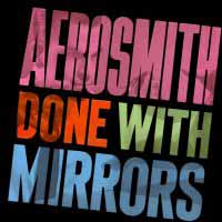 [Aerosmith Done With Mirrors Album Cover]