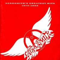 [Aerosmith Greatest Hits 1973-1988 Album Cover]