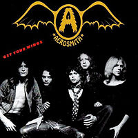 [Aerosmith Get Your Wings Album Cover]