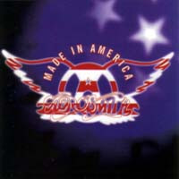 [Aerosmith Made In America Album Cover]