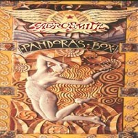 [Aerosmith Pandora's Box Album Cover]