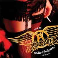 [Aerosmith Rockin' The Joint Album Cover]